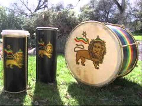 Justice Sound - Nyahbinghi Roots Reggae - Tribute To Bongo Herman.