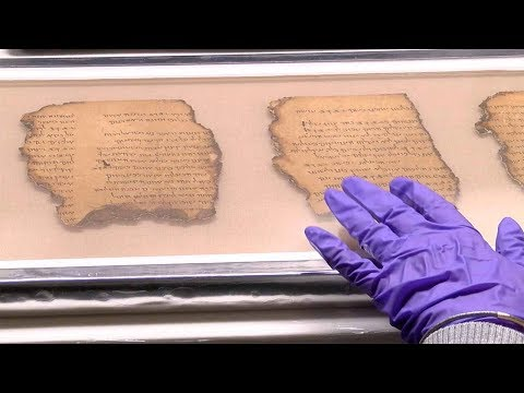 Dead Sea Scrolls exhibit coming the Denver Museum of Nature and Science