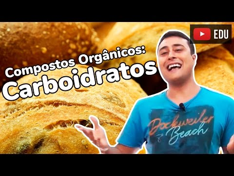 Carboidratos   Compostos Orgânicos   Prof. Paulo Jubilut