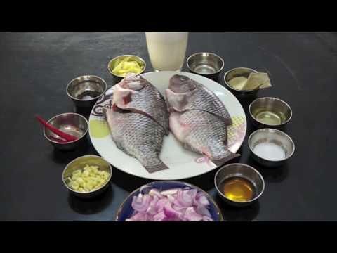 Ginataang Tilapia - Pinoy Philippines Filipino Fish