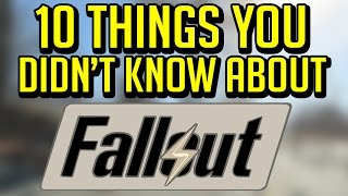 10 Things You Might Not Know About Fallout