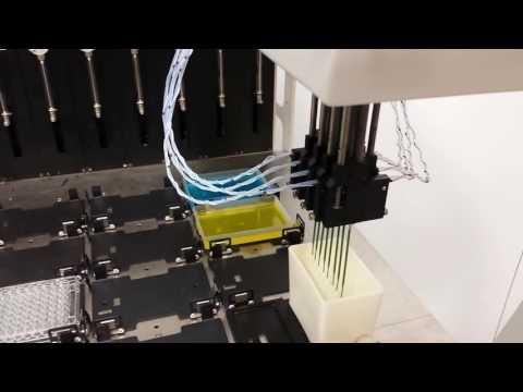 Perkins Elmer Janus Mini Automated Workstation [BOSTONIND] - 10798