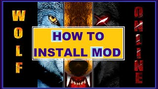 WOLF ONLINE = HOW TO INSTALL ~NEW~ MOD [NO ROOT] •Read Desc.•