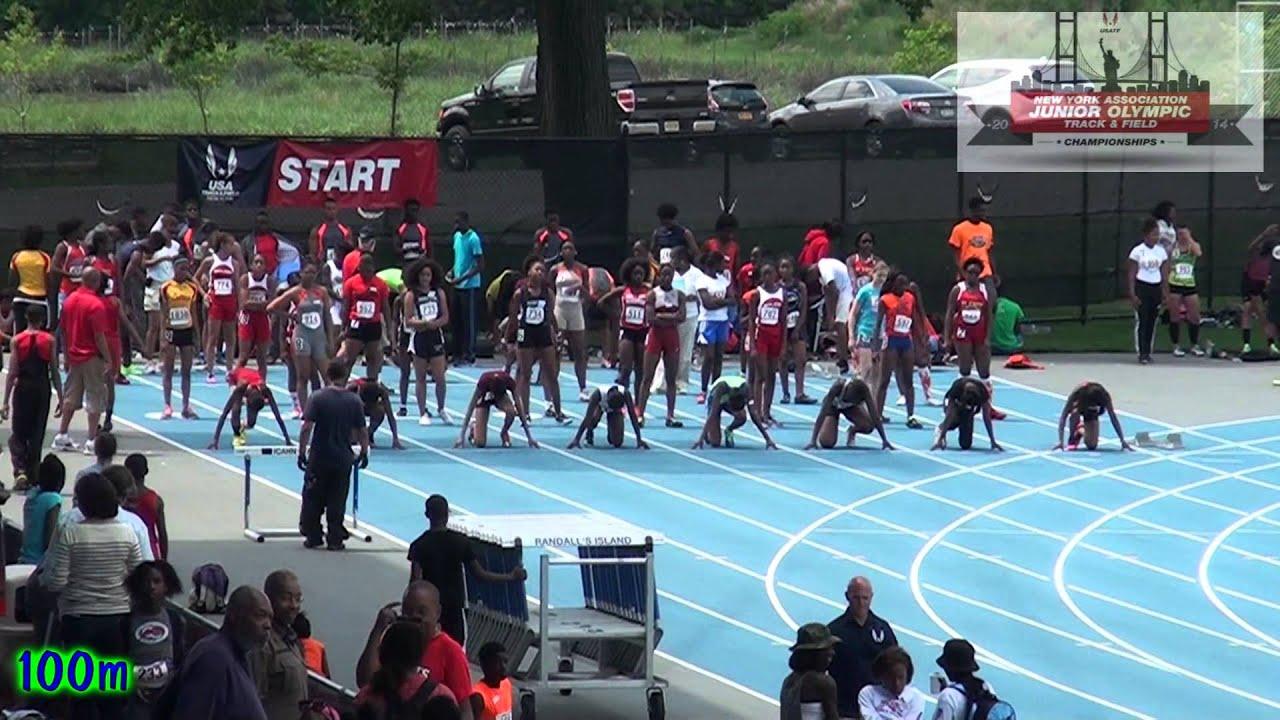 2017 Region XII Junior Olympic Outdoor Track]