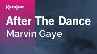Karaoke After The Dance - Marvin Gaye *