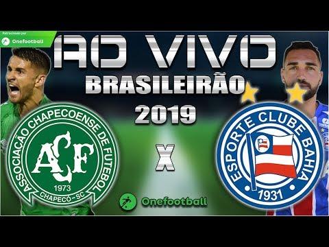 Chapecoense 0x0 Bahia | Brasileirão 2019 | Parciais Cartola FC | 12ª Rodada | Narração
