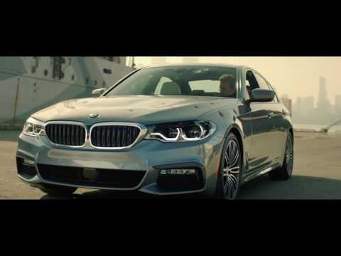 Реклама новой BMW 5 Series G30 (Побег)  (BMW Films The Escape)