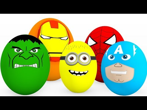 Thumbnail: Learn Colors McQueen Cars for Kids - Superheroes for Babies & Learning Educational Video