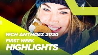 Antholz 2020: Week 1 Highlights