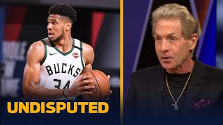 Skip & Shannon react to Giannis saying LeBron is the best player in the world | NBA | UNDISPUTED