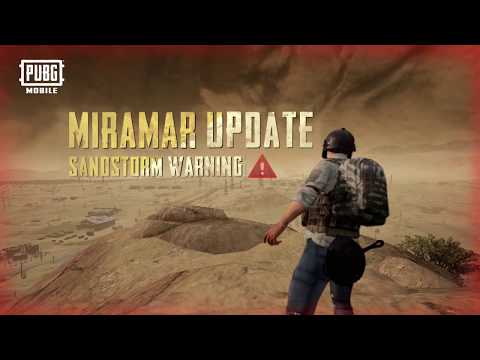 PUBG MOBILE - Mad Miramar store video