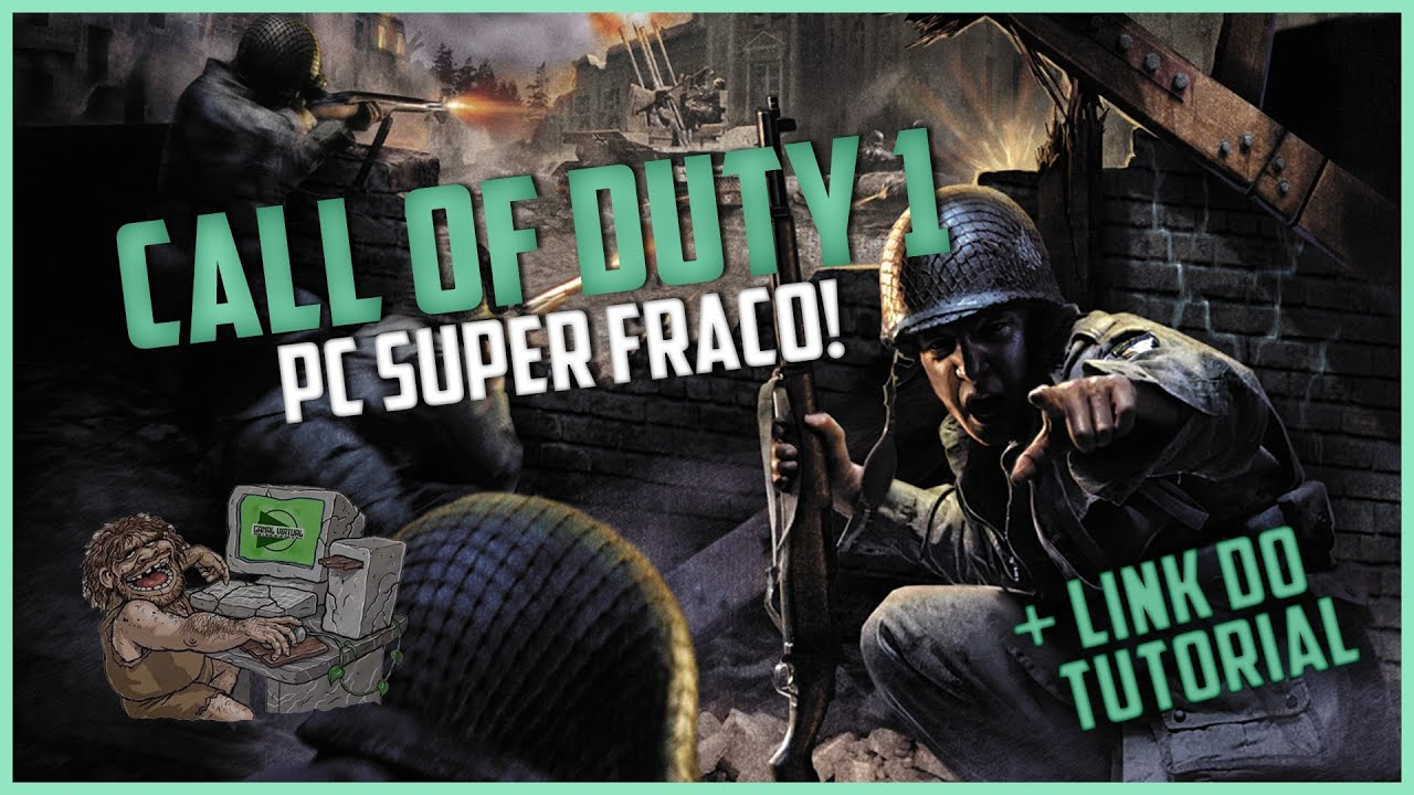 How to download call of duty 1 for pc youtube.