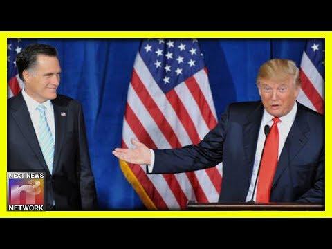 Trump Goes NUCLEAR On Mitt Romney