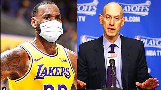 NBA Players React To Season Being Suspended Due To Coronavirus! LeBron James, Stephen Curry, Giannis