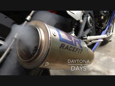 Triumph Daytona  Racefit Exhaust