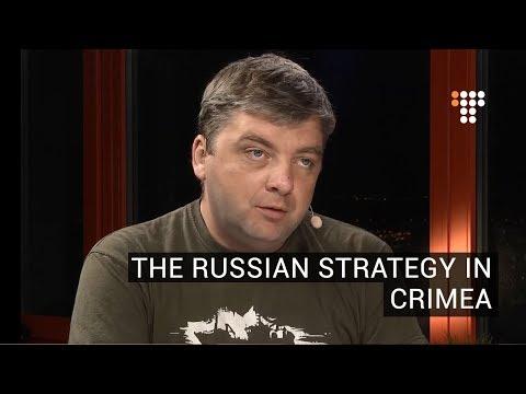 The Russian Strategy In Crimea