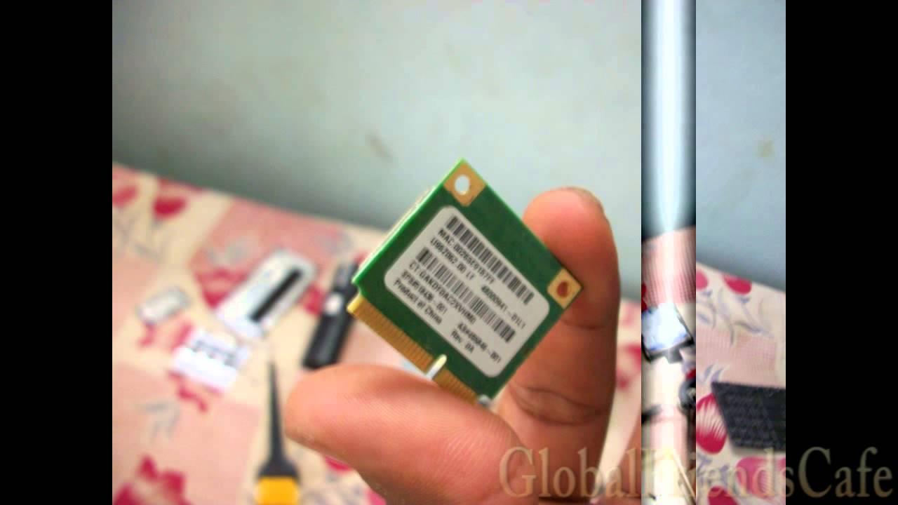 HP G60-519WM Notebook Update