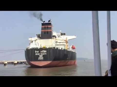 "India's One of the Biggest Crude Oil Vessel "" DESH SHAKTI """