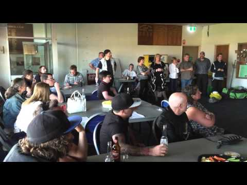 Rock N Roll Exchange - Josh Bull Labor Member for Sunbury District- Band Launch - 17. 10 .15