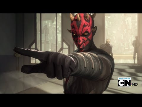 This is one of those gems of the Clone Wars CGI series that make me so happy its still canon