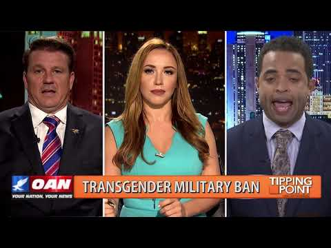 Do the transgender Military members suing Trump have a good case, or are they a distraction?