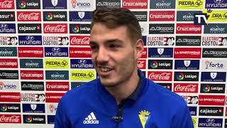 Manu Vallejo tras Córdoba-Cádiz (18-11-18)