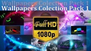 Wallpaper 3D Ball and Effecte, Full Color 1080p HD Colection 01 MegaPack 110 by RNI
