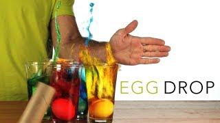 Egg Drop - Sick Science! #115