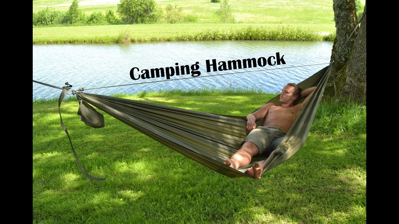diy camping hammock diy camping hammock   youtube  rh   youtube