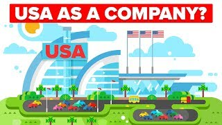What If the United States Was a Company?