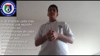 Cristian Mauricio Gracia #3 Personería