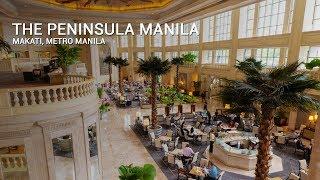 The Peninsula Manila: The Whole Package