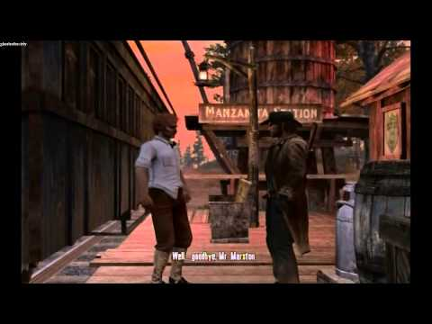 Red Dead Redemption PS3 Playthrough Part 18