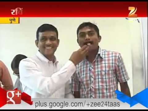 Pune : Ravindra Rathod Passed For Deputy Collector Post