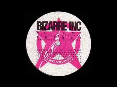 Vinyl Solution - Bizarre Inc - Raise Me