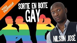 NILSON JOSE - Sortie en boîte gay