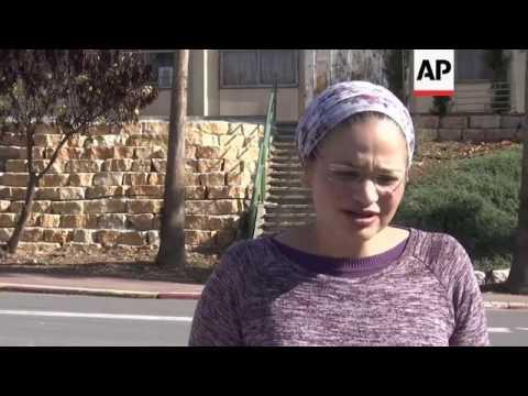 Reaction to Israeli settlement decision