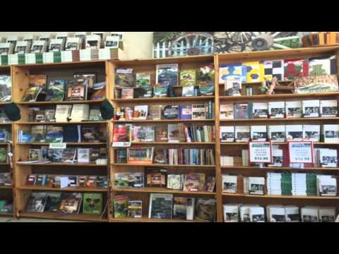 Book Lovers at MoonPie General Store and Original Book Warehouse