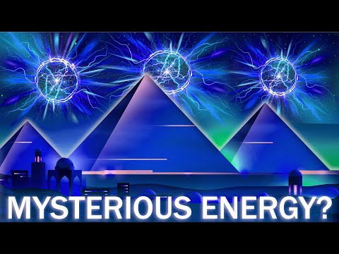 The Pyramids of Egypt: What is the mysterious energy? | TECH & ENGINEERING |