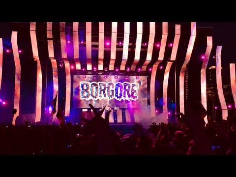 Borgore B2B Svdden Death Live At Ubbi Dubbi 2019