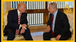 نتنياهو إلى #واشنطن للاطلاع على خطة #ترامب للسلام