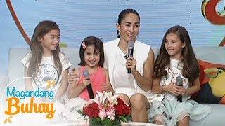 Magandang Buhay: Ina as a mother