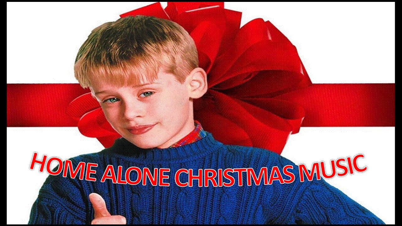 Home Alone Songs & Old Traditional Christmas Carols and Music #homealone - YouTube