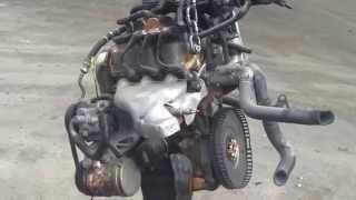 Бу двигатель Daewoo Matiz Дэу Матиз 0.8 A08S3 Катушечный www.zakaz-motor.ru