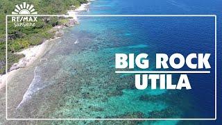 Big Rock Beauty Real Estate For Sale Utila Honduras - RE/MAX Utila Sunshine Realty