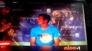 Andy Murray wins Nickelodeon Kid