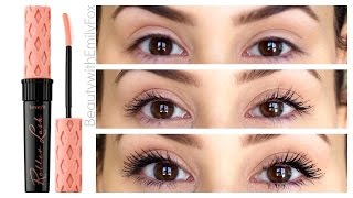 Benefit Roller Lash Mascara First Impression Review