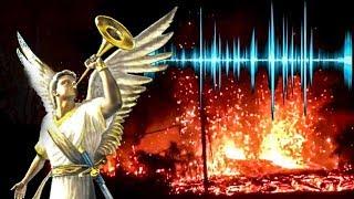 ТРУБЫ АПОКАЛИПСИСА И ГУЛ ЗЕМЛИ Трубы ангелов Звуки с Неба Необъяснимое