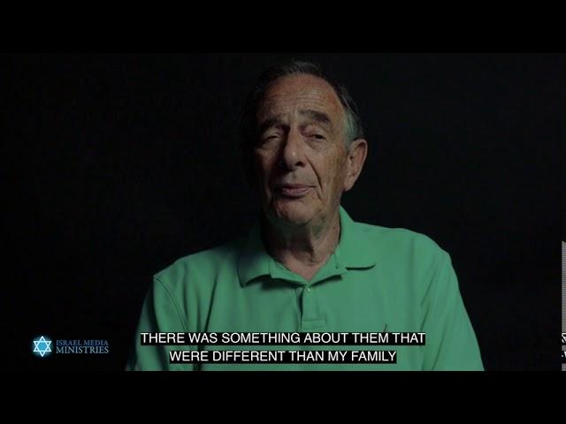 Mark Levy's Testimony - A Jewish man provoked to jealousy and finds Jesus!!