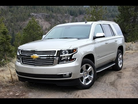 2015 Chevy Tahoe, GMC Yukon Denali Review